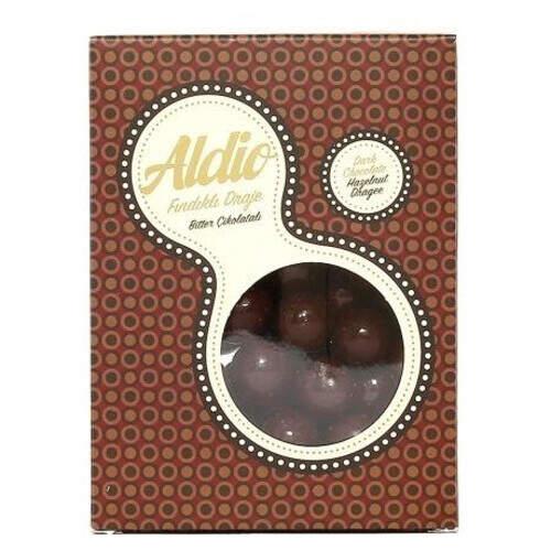 Aldio Draje Bitter Çikolatalı 200 Gr.