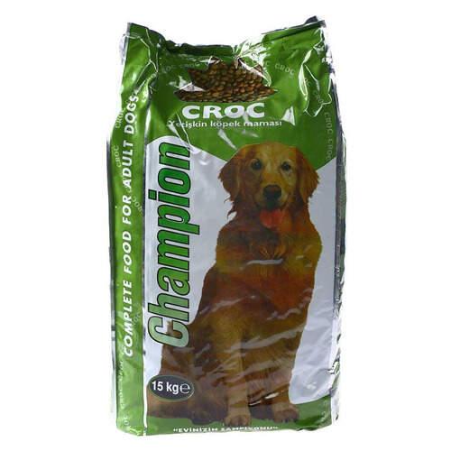 Croc 3607 Dog Köpek Maması 15 Kg.