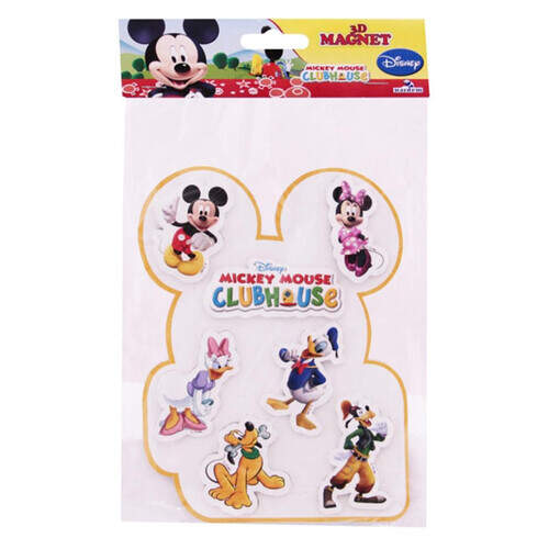 3d Magnet Mickey Mouse