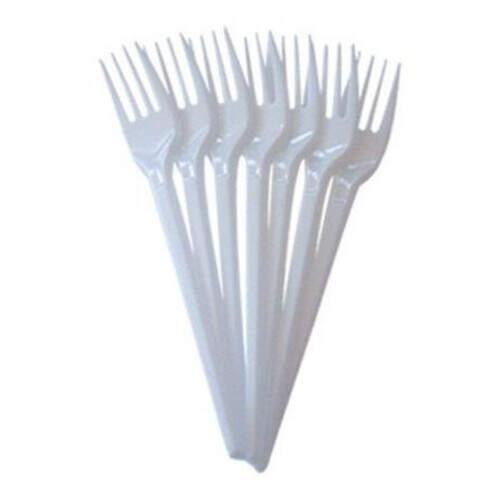 Taka Elit Plastik Çatal 10'lu