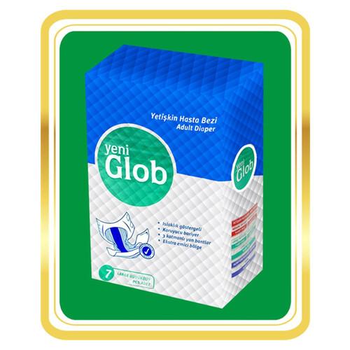 Glob Large Büyük Boy 7'li Paket Hasta Bezi