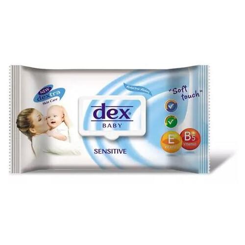 Dex Islak Havlu Sensıtıve 90 Lı