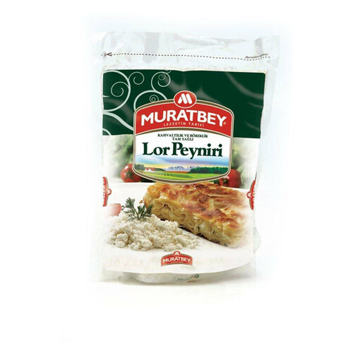 Muratbey Lor Peyniri 500gr.