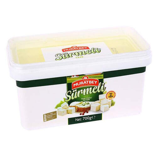 Muratbey Sürmeli Beyaz Peynir 700 Gr.