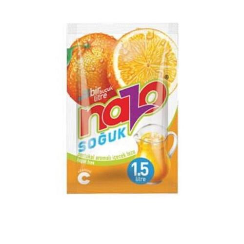Nazo Toz İçecek Portakal 9 Gr