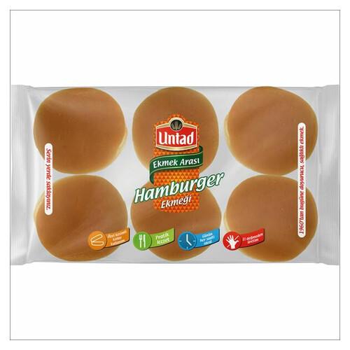 Untad Hamburger Ekmegı 6 Lı