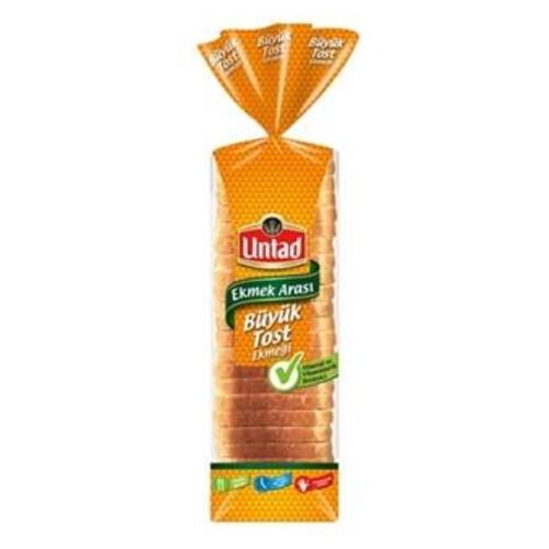 Untad Buyuk Tost Ekmegı 670 Gr