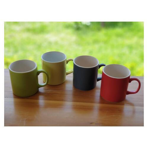Keramika Karışık Renkli Kupa Bardak