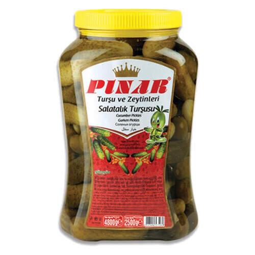 Pınar Salatalık Turşusu 4800gr.