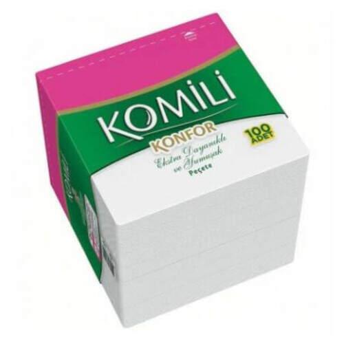Komili Konfor Peçete 100lü