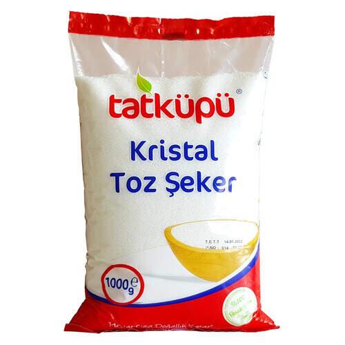 Tatküpü Toz Şeker 1000 Gr.