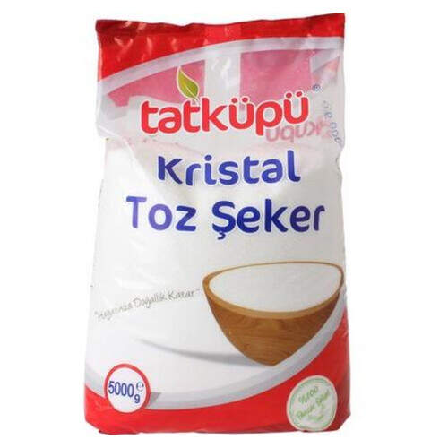 Tat Küpü Toz Şeker 5 Kg.