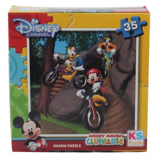 Mini Puzzle 35 Parça