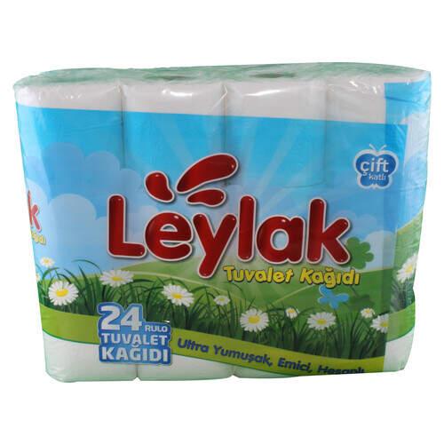Leylak Tuvalet Kağıdı 24'lü