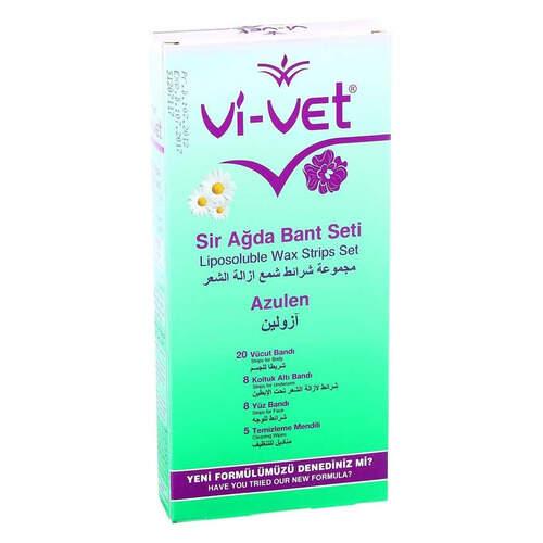 Vivet Ağda Bandı Azulen 4'lü Set