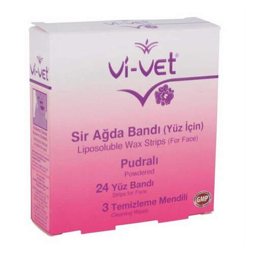 Vivet Ağda Yüz Bandı Pudralı