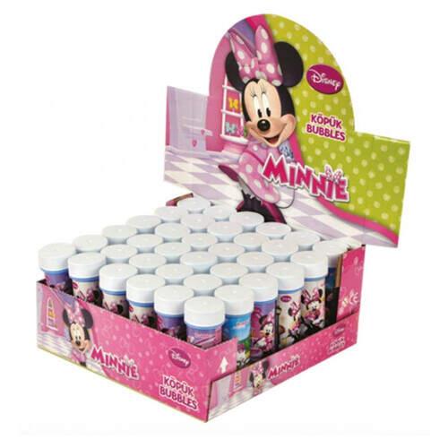 Minnie Mouse Köpük Balon 36'lı