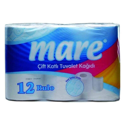 Mare 12'li Tuvalet Kağıdı