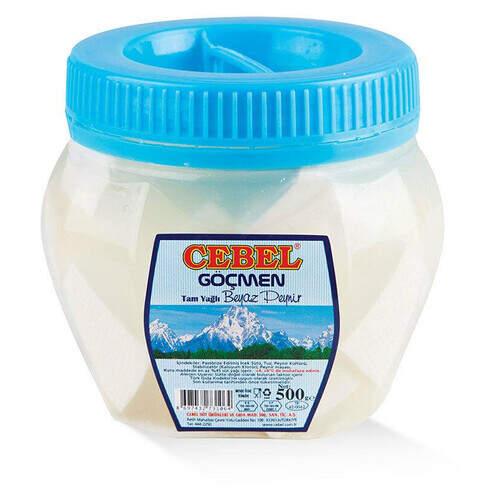 Cebel Göçmen Beyazpeynir 500gr.
