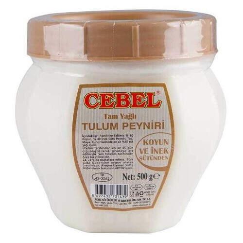 Cebel Koyun Tulum Peyniri 500gr.