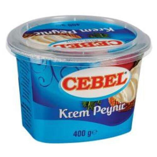 Cebel Krem Peynir 400gr.
