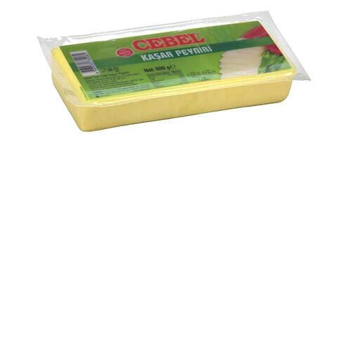 Cebel Kaşar Peyniri 600 Gr.