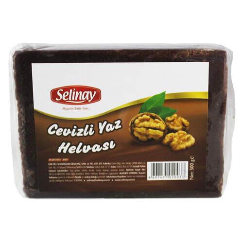 Selinay Yazlık Helva 500 Gr.