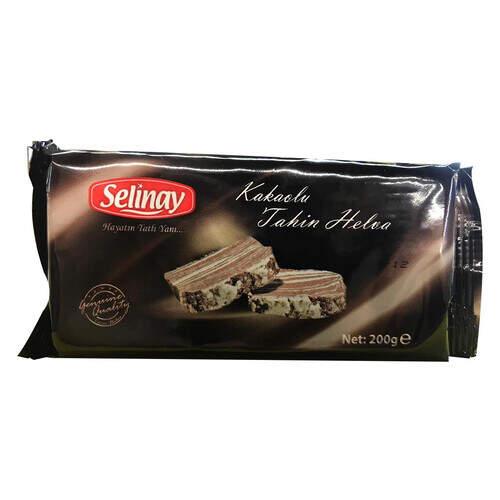 Selinay Kakaolu Helva 200gr.