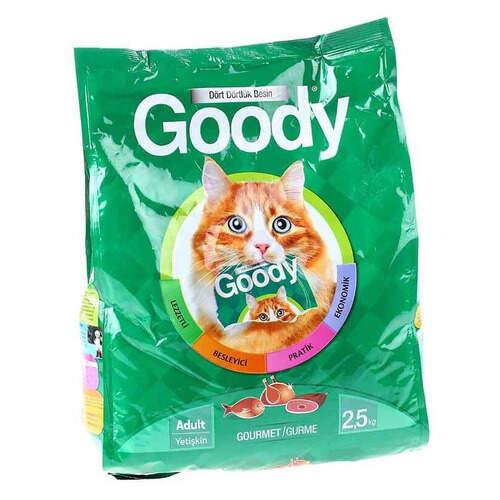 Goody 3008 Gourmet/gurme Kedi Maması 2,5 Kg.