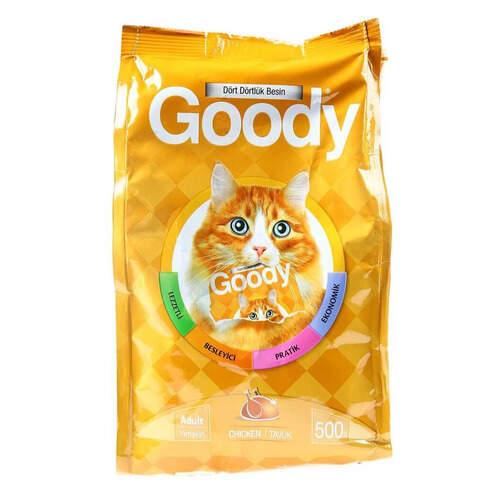 Goody 3104 Chicken/tavuklu Kedi Maması 500 Gr.