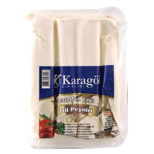 Karagöl Tava Dil Peyniri 500 Gr.