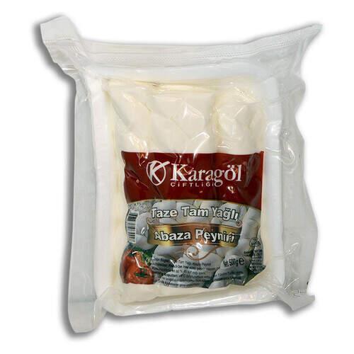 Karagöl Abaza Örgü Peynir 500 Gr.