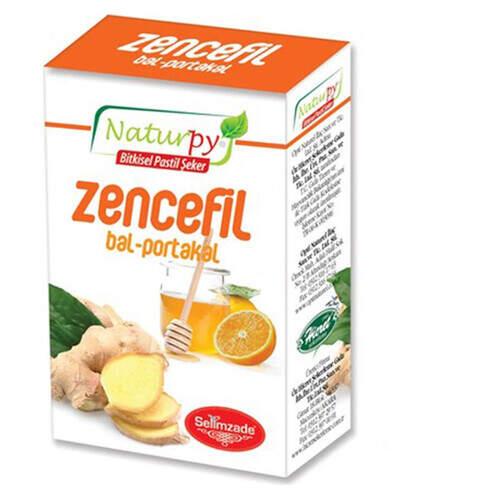 Naturpy Pastil Zencefil 40 Gr.