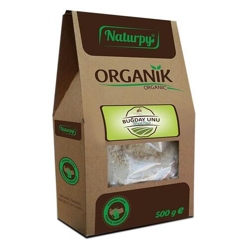 Naturpy Organik Buğday Unu 500gr.