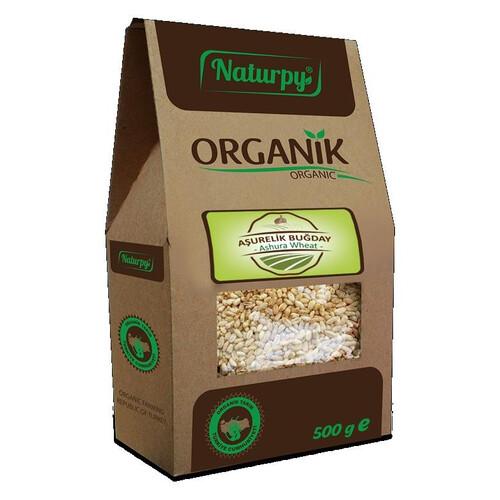 Naturpy Organik Aşurelik Buğday 500gr.