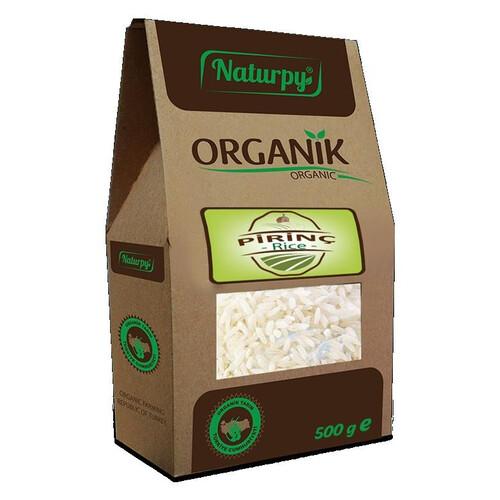 Naturpy Organik Pirinç 500gr.