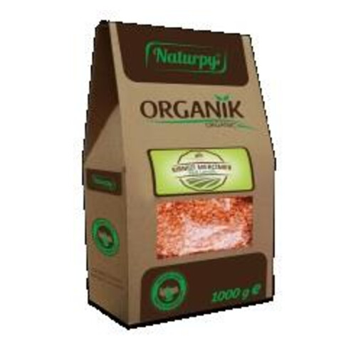 Naturpy Organik Kırmızı Mercimek 500gr.