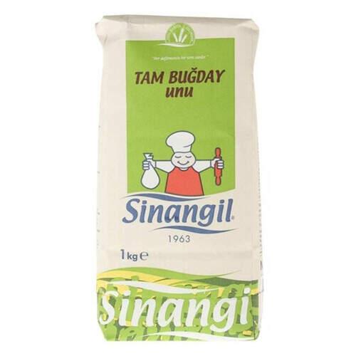Sinangil Tam Bugday Un 1000 Gr.