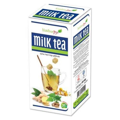 Naturpy Milk Tea 250 Gr.