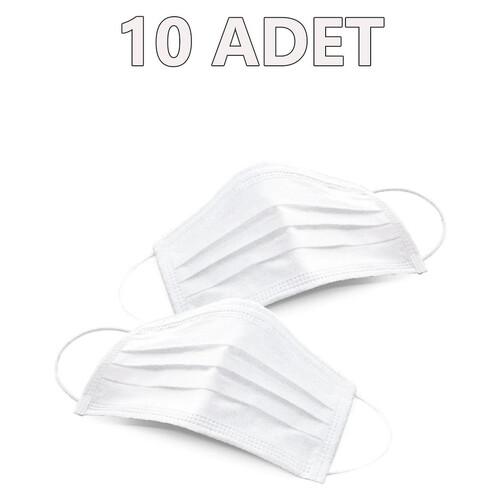 Medıcal Mask 10lu Maske