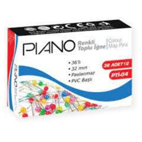 Piano Toplu İğne 36lı
