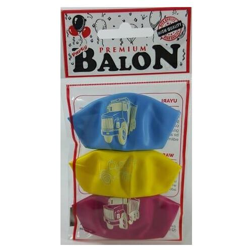 Premıum Balon Çeşitleri Paketli