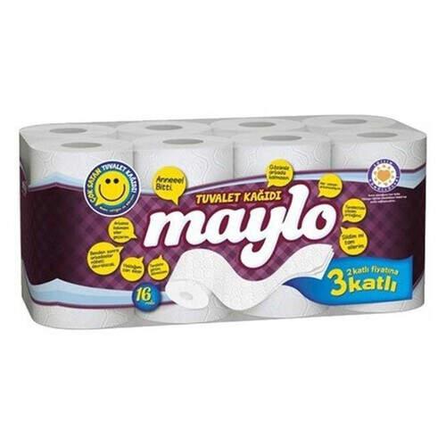 Maylo 16'lu Tuvalet Kağıdı