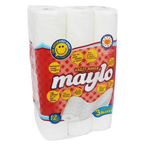 Maylo 12'li Havlu