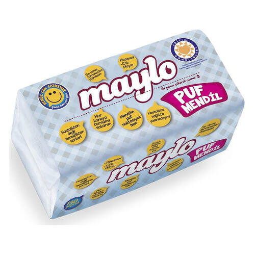 Maylo 150'li Maylo Puf Mendil