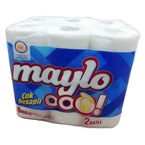 Maylo Ooo Kağıt Havlu 6lı
