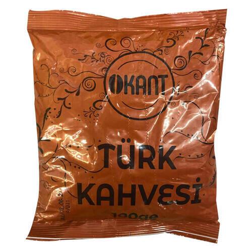 Okant Türk Kahvesi 100 Gr.