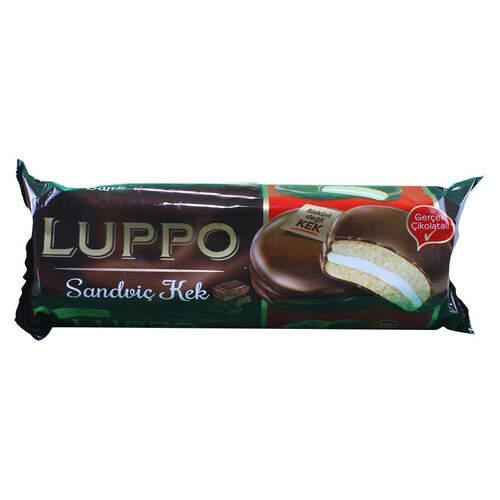 Şölen Luppo Sandviç Kek Sütlü Çikolatalı 210 Gr.