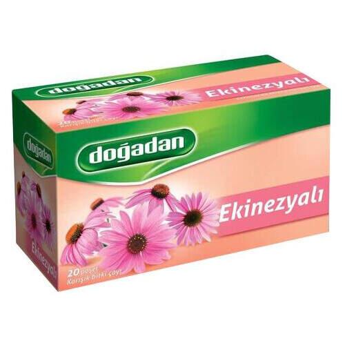 Doğadan Bitkisel Ekinezya Çay 40 Gr.