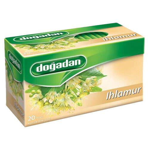 Doğadan Bitkisel Ihlamur Çayı 32 Gr.